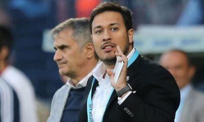 Ali Naibi Beşiktaş'taki görevinden istifa etti