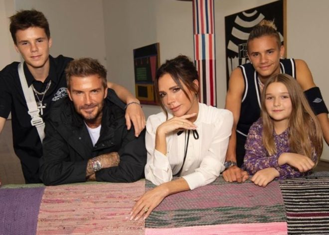 Beckham çifti evlerine yapay göl yaptırıyor