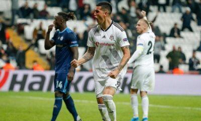 Beşiktaş Enzo Roco'nun sözleşmesini resmen feshetti