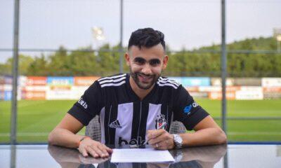Beşiktaş, Rachid Ghezzal transferini resmen açıkladı