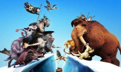 Buz Devri 4: Kıtalar Ayrılıyor filminin konusu ne?