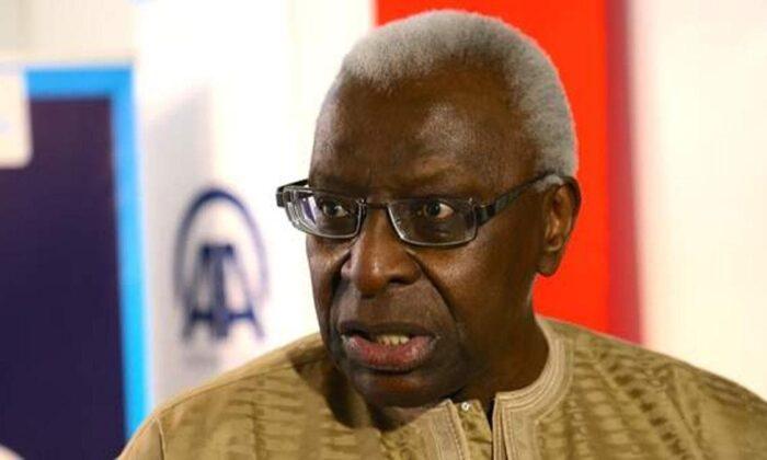 Eski IAAF Başkanı Diack, yargılandığı davada hapis cezasına çarptırıldı
