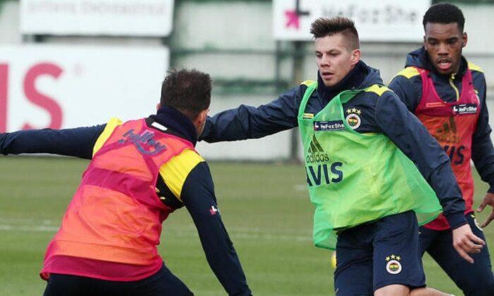 Fenerbahçe'de Miha Zajc Genoa'ya gidiyor
