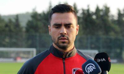 Furkan Soyalp: Trabzonspor'u yenip milli araya moralli girmek istiyoruz