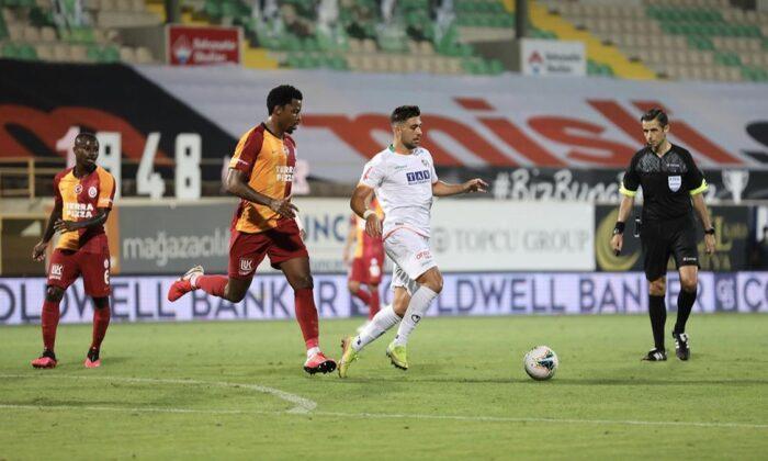 Galatasaray – Alanyaspor 9. kez…