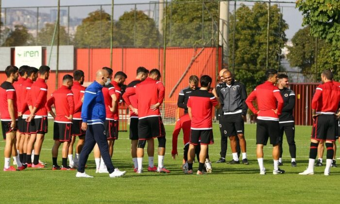 Gençlerbirliği'nde Beşiktaş maçı öncesi 3 eksik