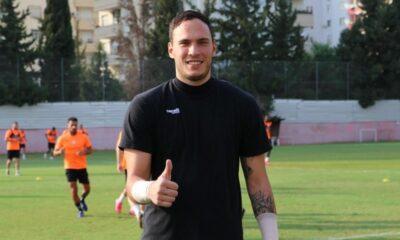Goran Karacic kalesini gole kapadı