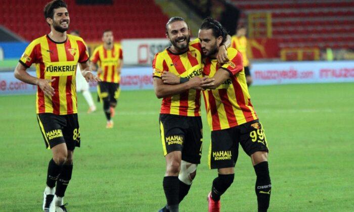 Göztepe'nin, Denizlispor maçı 11'i belli oldu