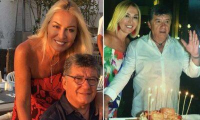 Gülenay Kalkan, vefat eden eşinin doğum gününü kutladı