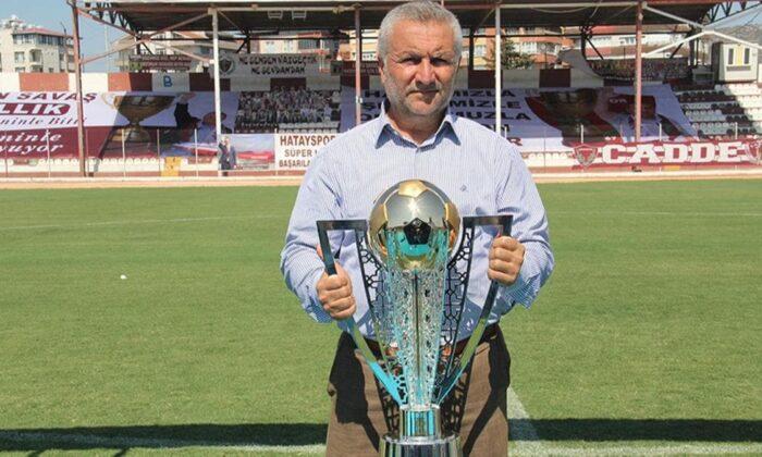 """Hatayspor'dan stat açıklaması: """"TFF'nin kararını saygıyla karşılıyoruz"""""""