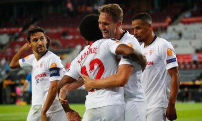 İnanılmaz finalde rekor üstüne rekor! UEFA Avrupa Ligi şampiyonu Sevilla