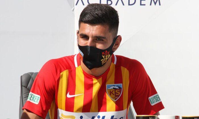 Kayserispor'da Avramovski'nin lisansı donduruldu