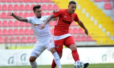 Kayserispor hazırlık maçında Gaziantep FK'yı tek golle geçti