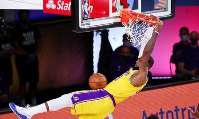 Lakers, konferans finalinde öne geçti