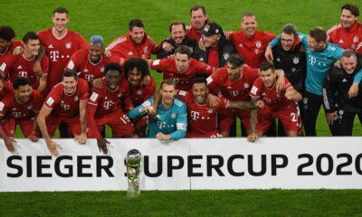 Maç sonucu: Bayern Münih 3-2 Borussia Dortmund
