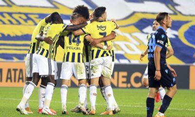 Maç sonucu: Fenerbahçe 3-1 Trabzonspor
