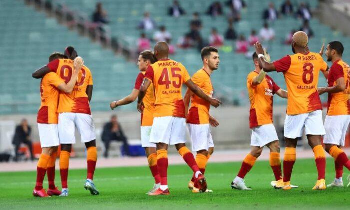 Maç sonucu: Neftçi Bakü 1-3 Galatasaray