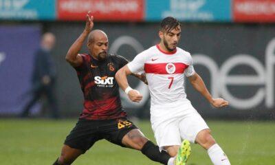Marcao, Halil Dervişoğlu'na tokat attı mı? Galatasaray'dan açıklama geldi
