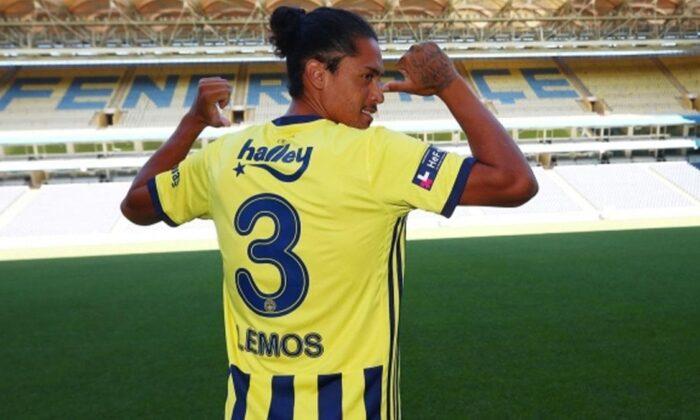"""Mauricio Lemos: """"Fenerbahçe'yi çocukluğumdan beri takip ediyorum"""""""