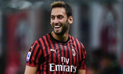 Milan, Hakan Çalhanoğlu ile sözleşme yeniliyor