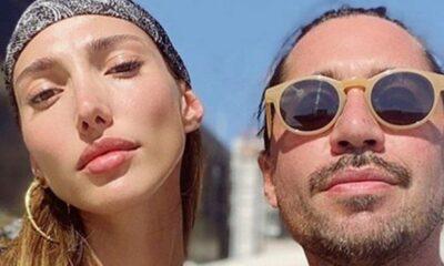 Miss Turkey 2018 birincisi Şevval Şahin'in sevgilisi Yiğit Marcus Aral corona virüsüne yakalandı