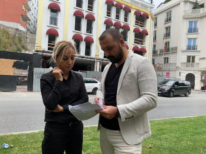 Oteli mühürlenen işletmeciden Turan ailesinin şirketine 2 milyon liralık tazminat talebi