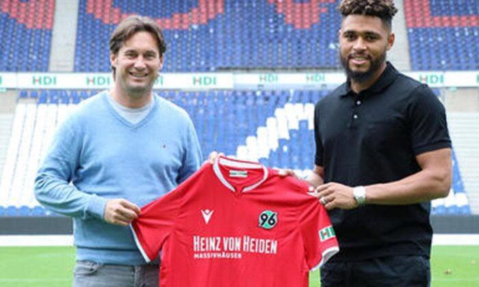 Simon Falette, Hannover 96 ile anlaştı