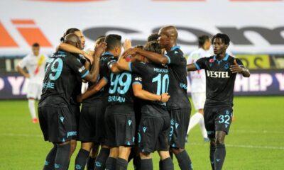 Trabzonspor'da 211 günlük hasret sona erdi
