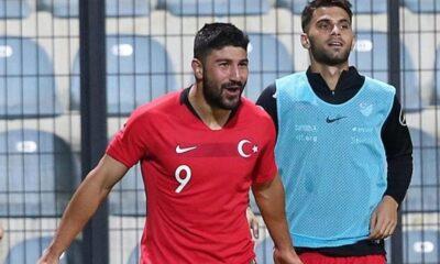 Ümit Milliler Andorra'yı tek golle geçti