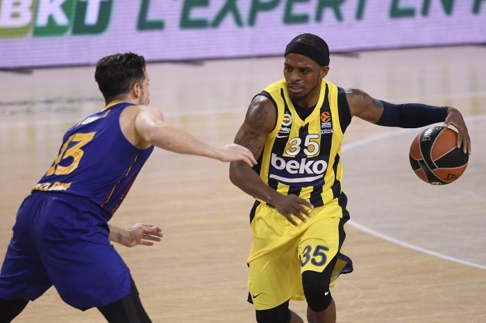 42 sayı fark! Fenerbahçe Beko Barcelona'da hüsrana uğradı