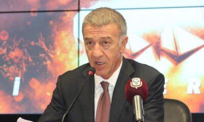 Ahmet Ağaoğlu: 5 sene sonra Trabzonspor borçları bitiyor