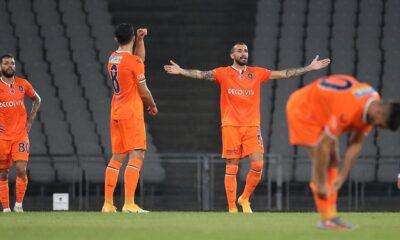 Başakşehir Süper Lig'de gol orucunu bozamadı