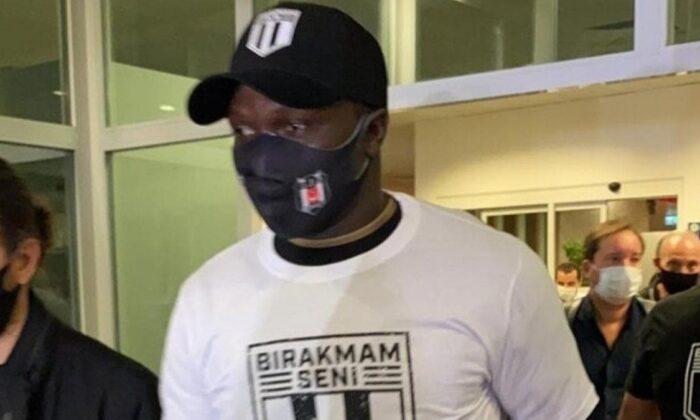 Beşiktaş Aboubakar için TFF'ye başvurdu