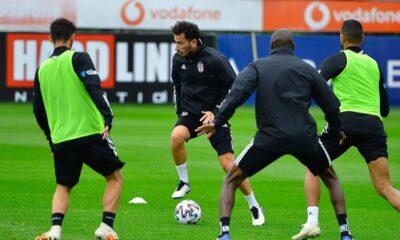Beşiktaş, Başakşehir'e hazırlanıyor