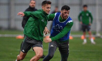 Bursaspor, Adanaspor maçına hazırlanıyor