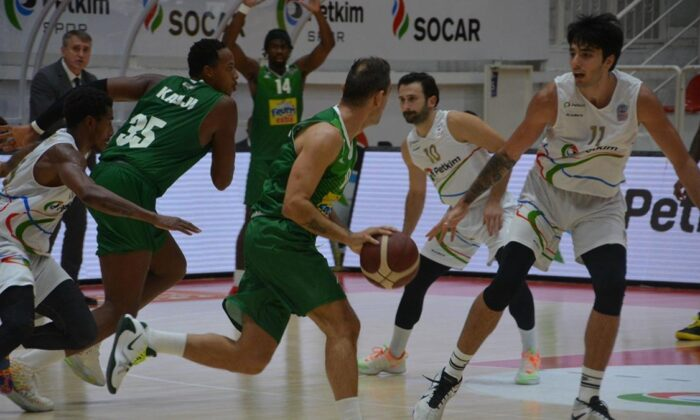 Bursaspor'un EuroCup'taki iki maçı ertelendi