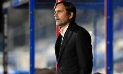 Derby County Phillip Cocu'nun görevine son verdi
