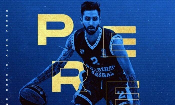Fenerbahçe, Alex Perez ile anlaştı