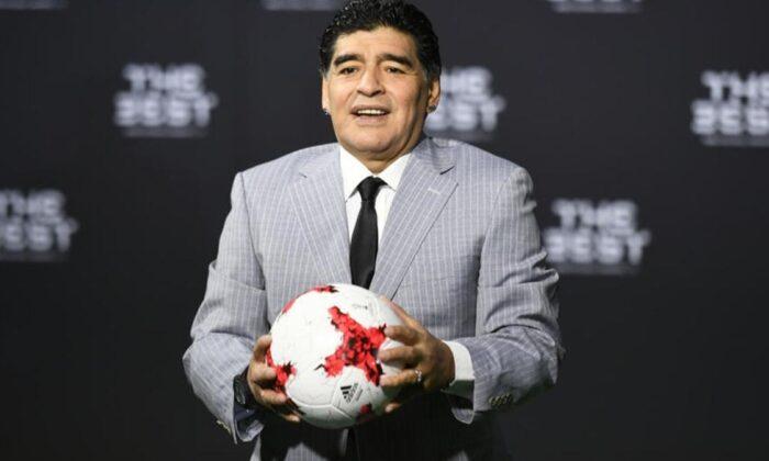 Futbol efsanesi Maradona'nın ölüm nedeni belli oldu