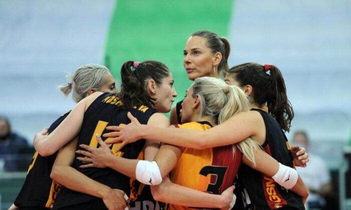 Galatasaray HDI Sigorta Ukrayna'da avantajı kaptı