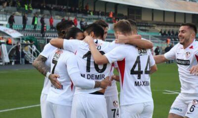 Gaziantep FK deplasmanda Denizlispor'u tek golle devirdi
