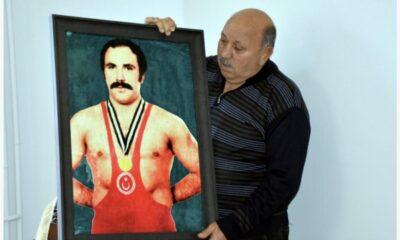Güreş camiasının acı günü! Reşit Karabacak vefat etti
