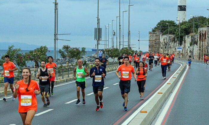 İstanbul Yarı Maratonu'nda kazananlar belli oldu