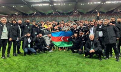 Karabağ'ın Avrupa Ligi maçları için tercihi Türkiye