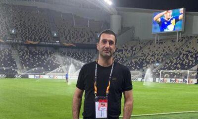 Karabağ Sportif Direktörü Emrah Çelikel: Çok mutluyuz Türkiye'de görüşmek üzere