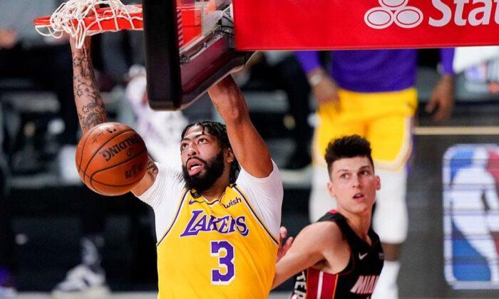 Lakers için şampiyonluğa bir adım kaldı