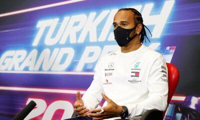 Lewis Hamilton: İstanbul'da sürüş yapmak inanılmaz