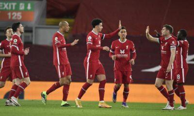 Liverpool'un rekor gecesi