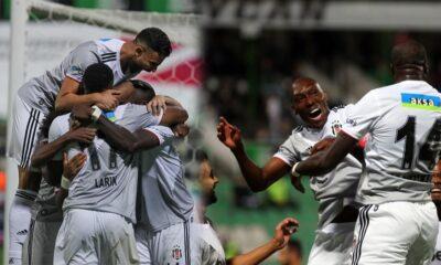 Maç sonucu: Denizlispor 2-3 Beşiktaş