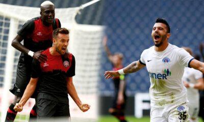 Maç sonucu: Fatih Karagümrük 1-1 Kasımpaşa
